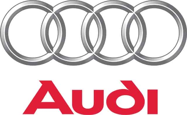 Audi-logo-Bangkok Thailand – Blue orange asia