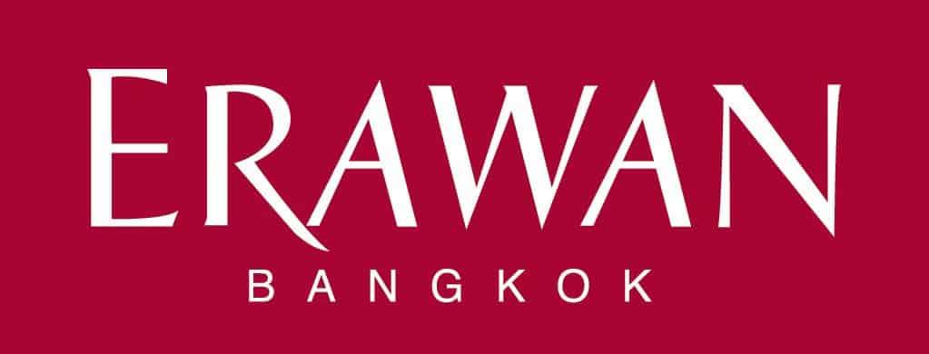 ERAWAN SHOPPING MALL LOGO ADVERTISING BANGKOK